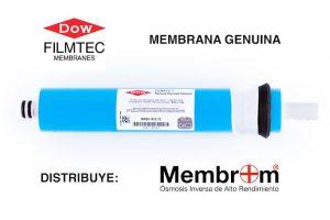 Membrana FILMTEC 75 GPD