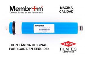 Membrana Osmosis Inversa 75GPD