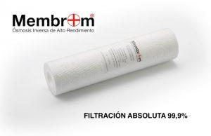 Filtros sedimentos filtracion absoluta
